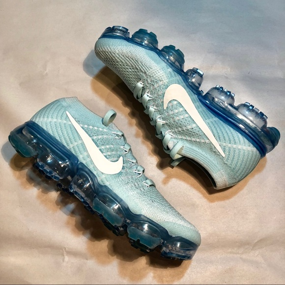 huge selection of fe3eb 6f513 Nike Air Vapormax Flyknit Glacier Blue